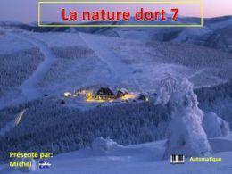 diaporama pps La nature dort 7