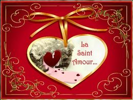 diaporama pps La saint amour