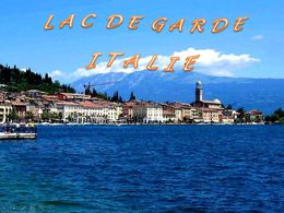 diaporama pps Lac de Garde – Italie