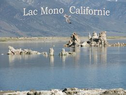 diaporama pps Lac Mono Californie