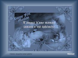 diaporama pps L'amour d'une maman