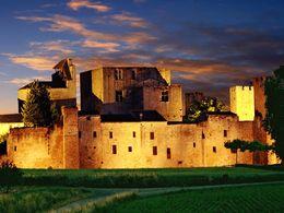 diaporama pps Larressingle la petite Carcassonne