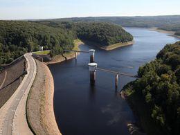 diaporama pps Le barrage de la Gileppe – Belgique