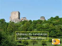diaporama pps Château du Landskron – Haut-Rhin