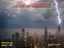 diaporama pps Le ciel en colère 14