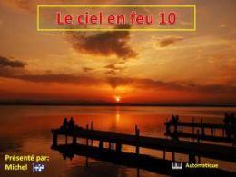 diaporama pps Le ciel en feu 10