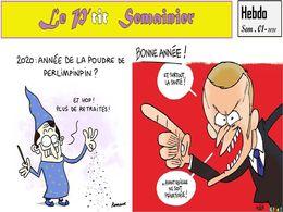 diaporama pps Le p'tit semainier 01 2020