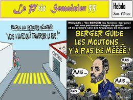 diaporama pps Le p'tit semainier 55