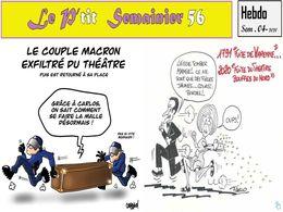diaporama pps Le p'tit semainier 56