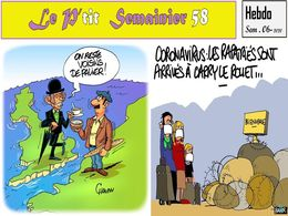 diaporama pps Le p'tit semainier 58