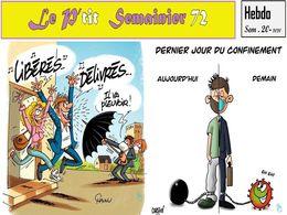 diaporama pps Le p'tit semainier 72