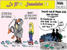 diaporama pps Le p'tit semainier 74