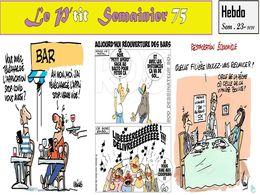 diaporama pps Le p'tit semainier 75