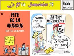 diaporama pps Le p'tit semainier 78
