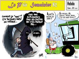 diaporama pps Le p'tit semainier 82