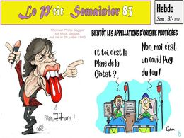 diaporama pps Le p'tit semainier 83