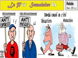 diaporama pps Le p'tit semainier 84