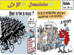 diaporama pps Le p'tit semainier 88