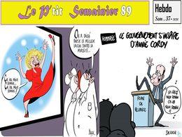 diaporama pps Le p'tit semainier 89