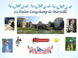 diaporama pps Le Palais Longchamp de Marseille