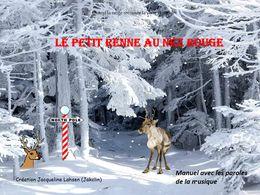 diaporama pps Le petit renne au nez rouge