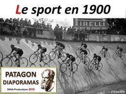 diaporama pps Le sport en 1900
