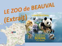 diaporama pps Le zoo de Beauval