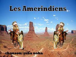 diaporama pps Les Amérindiens