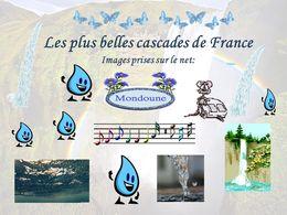 diaporama pps Les cascades de France