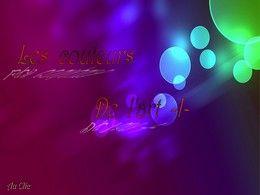 diaporama pps Les couleurs de l'art I