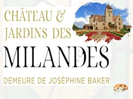 diaporama pps Les Milandes