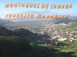 diaporama pps Les montagnes de l'Anaga – Tenerife