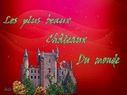 diaporama pps Plus beaux châteaux du monde