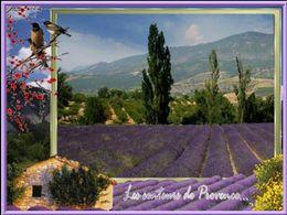 diaporama pps Les senteurs de Provence