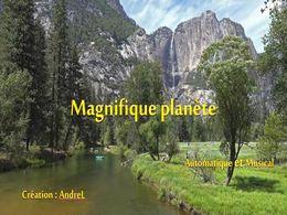 diaporama pps Magnifique planète
