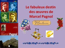 diaporama pps Marcel Pagnol