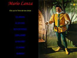 diaporama pps Mario Lanza