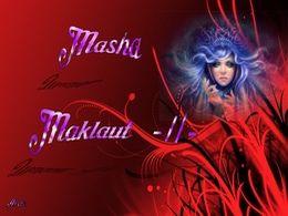 diaporama pps Masha Maklaut II
