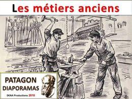 diaporama pps Métiers anciens