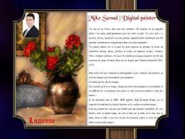 diaporama pps Mike Savad – Digital painter