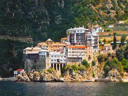 diaporama pps Monastères du Mont-Athos Grèce