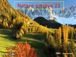 diaporama pps Nature en rêve 25