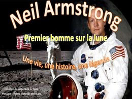 diaporama pps Neil Armstrong