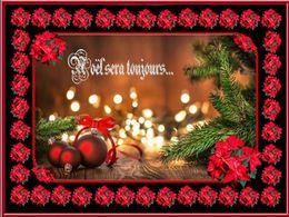 diaporama pps Noël sera toujours