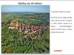 diaporama pps Notre patrimoine – Vezelay – Compiègne