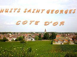 diaporama pps Nuits-Saint-Georges – Côte-d'Or