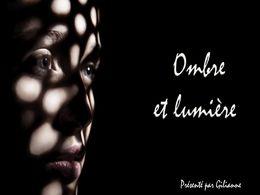 diaporama pps Ombre et lumière