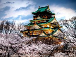 diaporama pps Osaka castle Japan