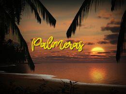 diaporama pps Palmeras