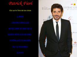 diaporama pps Patrick Fiori